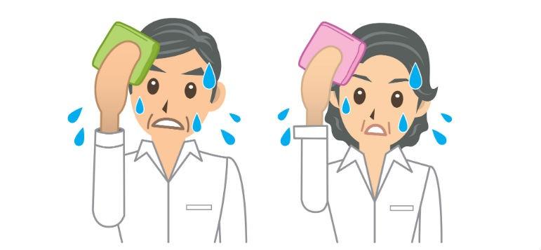 Excesso de suor: como diminuí-lo?