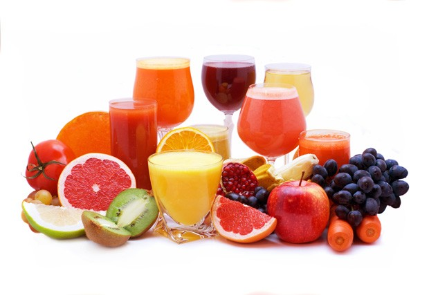 Frutas X Sucos Industrializados