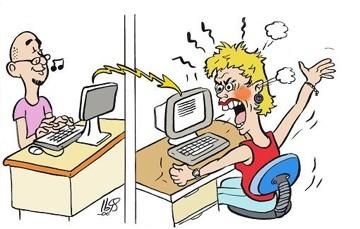Netiqueta - A etiqueta na Internet