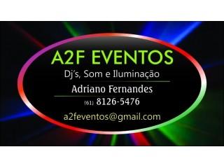 A2F Eventos - Dj's, Som e Iluminação