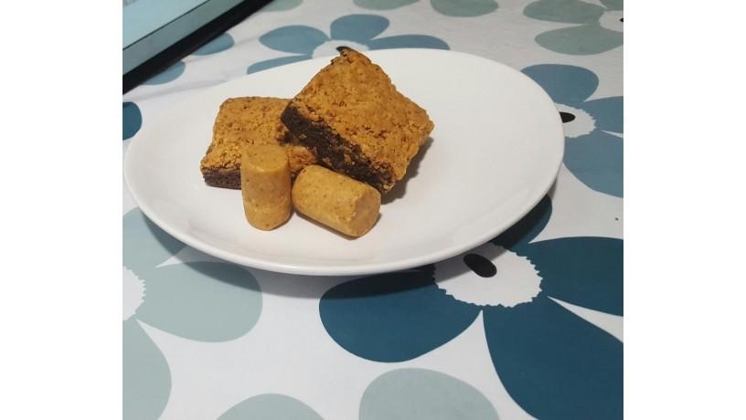 Brownie de Paçoca