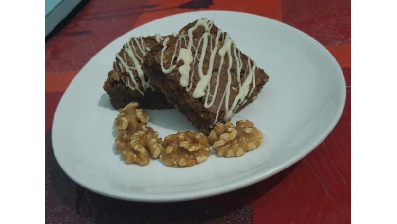 Brownie de Nozes